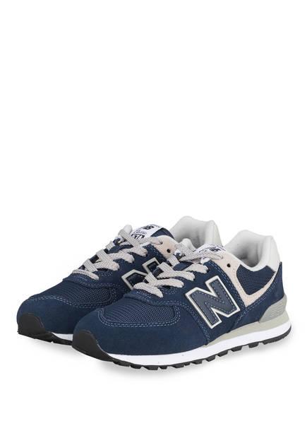 new balance Sneaker 574, Farbe: DUNKELBLAU (Bild 1)