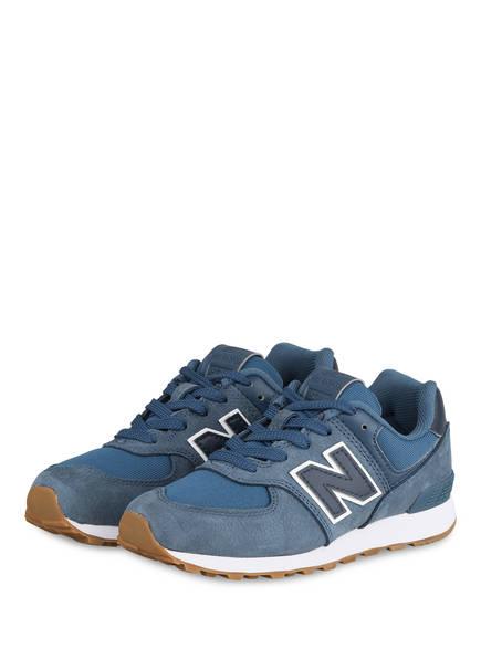 new balance Sneaker PREMIUM 574, Farbe: DUNKELBLAU (Bild 1)