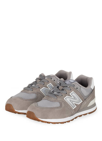 new balance Sneaker 574 CLASSIC, Farbe: GRAU (Bild 1)