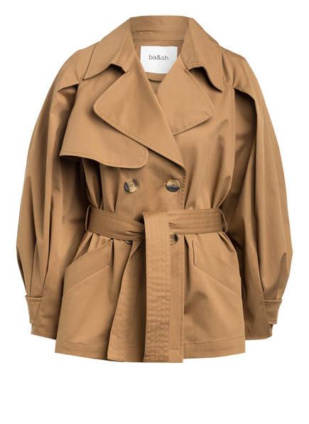 ba&sh Trenchcoat TYSON, Farbe: CAMEL (Bild 1)