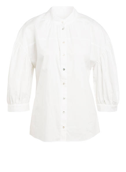 ba&sh Bluse BUGGY mit 3/4-Arm , Farbe: WEISS (Bild 1)