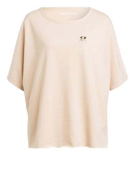 glam-o-meter Oversized-Sweatshirt , Farbe: CREME (Bild 1)