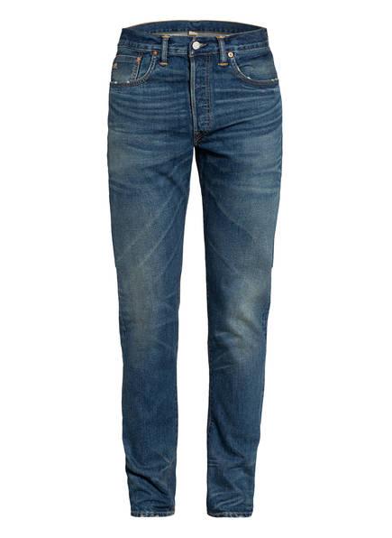 RRL Jeans Slim Fit, Farbe: 010 GRANDFALLS WASH BLUE (Bild 1)