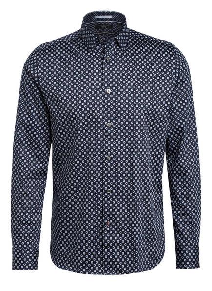 TED BAKER Hemd HEKNOWS Slim Fit , Farbe: DUNKELBLAU/ WEISS (Bild 1)