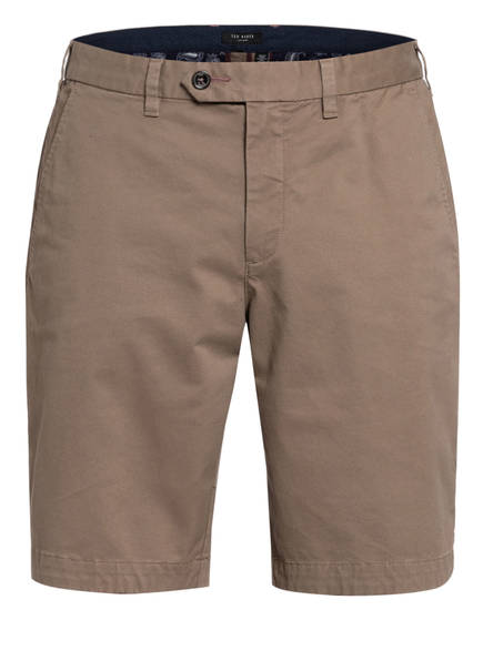 TED BAKER Chino-Shorts BUENOSE , Farbe: TAUPE (Bild 1)