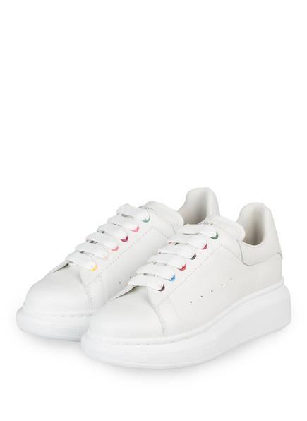 ALEXANDER McQUEEN Sneaker, Farbe: WEISS (Bild 1)