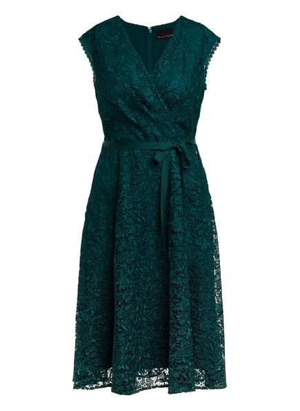 Phase Eight Kleid JADE mit Spitzenbesatz, Farbe: GRÜN (Bild 1)