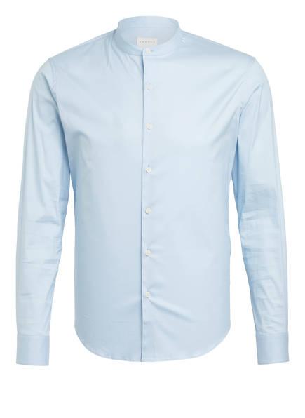 sandro Hemd Slim Fit mit Stehkragen, Farbe: HELLBLAU (Bild 1)