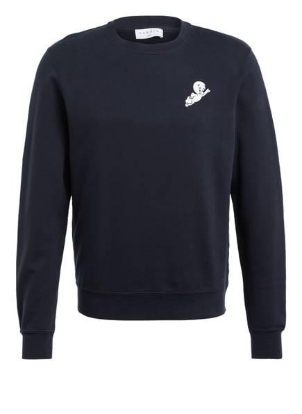 sandro Sweatshirt, Farbe: DUNKELBLAU (Bild 1)