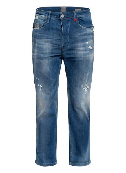ER ELIAS RUMELIS Destroyed Jeans Regular Fit, Farbe: SKY BLUE (Bild 1)
