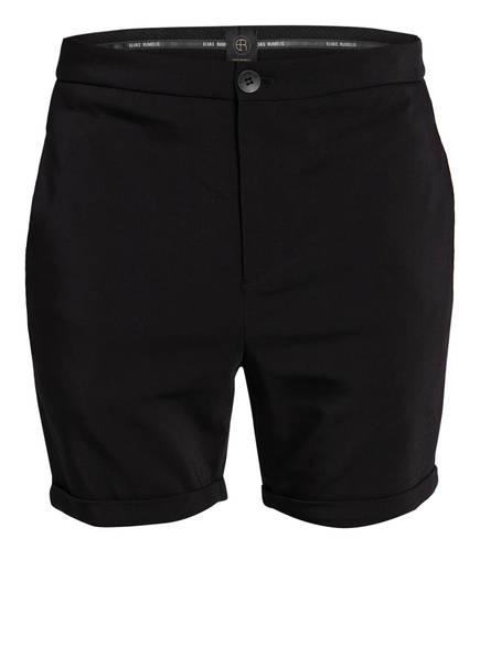 ER ELIAS RUMELIS Chino-Shorts ERJAN Casual Fit, Farbe: SCHWARZ (Bild 1)