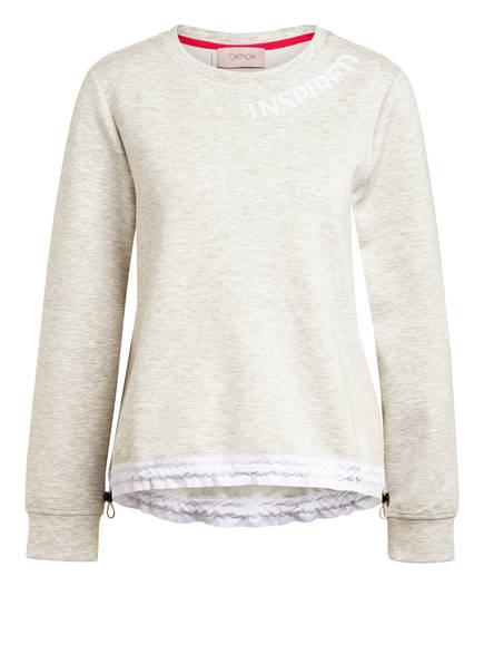 CARTOON Sweatshirt    , Farbe: HELLGRAU MELIERT (Bild 1)