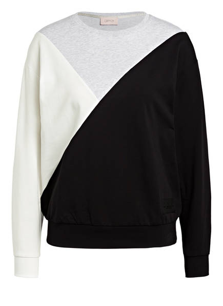 CARTOON Sweatshirt, Farbe: SCHWARZ/ WEISS/ GRAU (Bild 1)