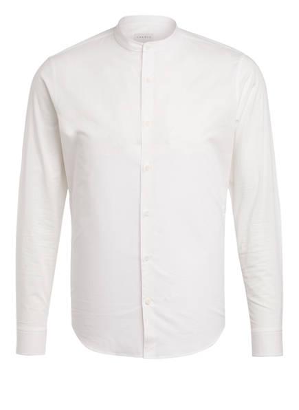 sandro Hemd Slim Fit mit Stehkragen, Farbe: WEISS (Bild 1)
