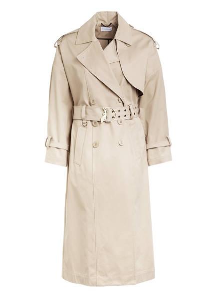 PATRIZIA PEPE Trenchcoat, Farbe: BEIGE (Bild 1)