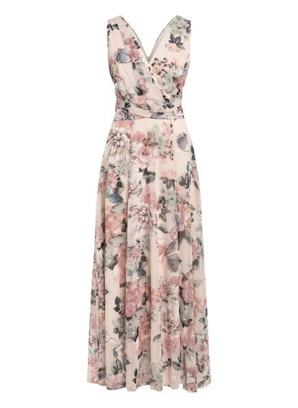 RINASCIMENTO Kleid, Farbe: BEIGE/ ROSE/ GRÜN (Bild 1)
