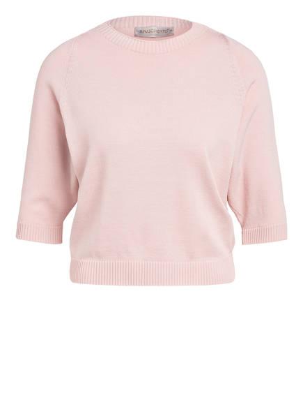 RINASCIMENTO Pullover mit 3/4-Arm, Farbe: ROSA (Bild 1)