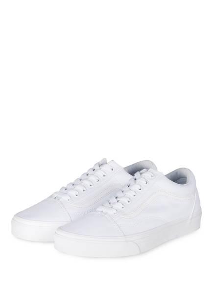 VANS Sneaker OLD SKOOL, Farbe: WEISS (Bild 1)
