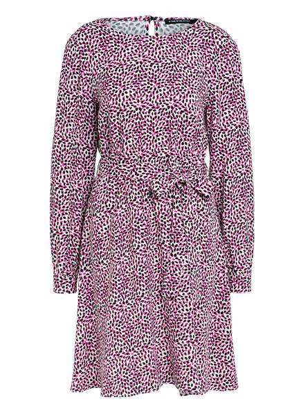 ONE MORE STORY Kleid, Farbe: WEISS/ PINK/ SCHWARZ (Bild 1)