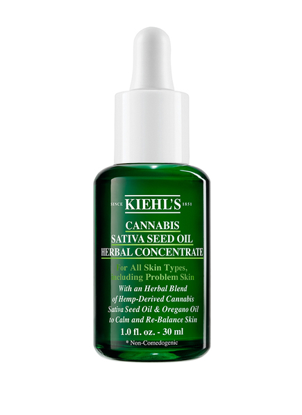 Kiehl's CANNABIS SATIVA SEED OIL HERBAL CONCENTRATE (Bild 1)