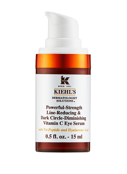 Kiehl's POWERFUL-STRENGTH LINE-REDUCING & DARK CIRCLE-DIMINISHING VITAMIN C EYE SERUM (Bild 1)