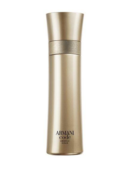 GIORGIO ARMANI BEAUTY ARMANI CODE ABSOLU GOLD (Bild 1)