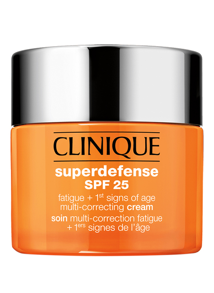 CLINIQUE SUPERDEFENSE CREAM SPF 25 (Bild 1)
