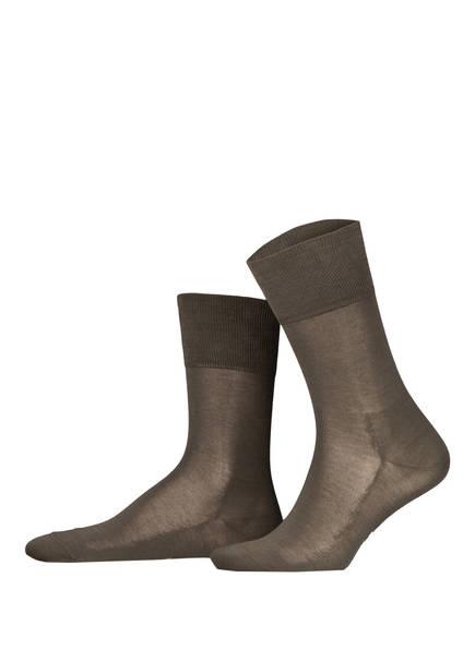 FALKE Socken TIAGO, Farbe: 7826 military (Bild 1)
