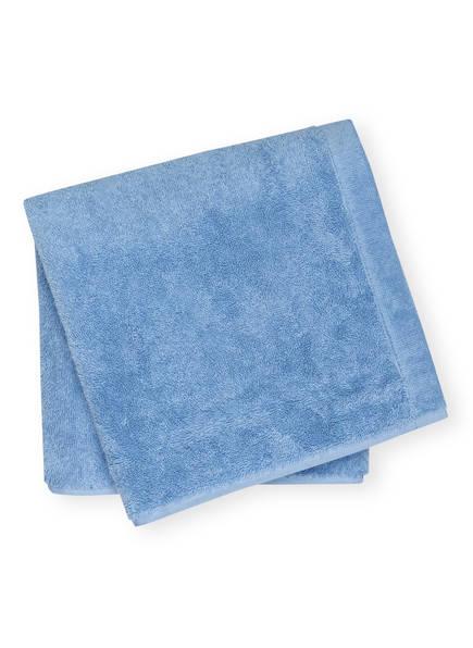 Cawö Handtuch LIFESTYLE, Farbe: HELLBLAU (Bild 1)