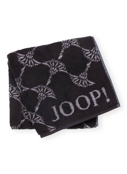 JOOP! Handtuch CORNFLOWER, Farbe: SCHWARZ/ GRAU (Bild 1)