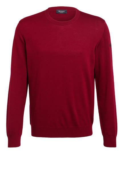 MAERZ MUENCHEN Pullover , Farbe: DUNKELROT (Bild 1)