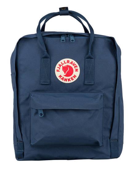 FJÄLLRÄVEN Plecak KANKEN , Farbe: BLAU (Bild 1)