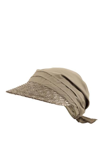 SEEBERGER Cap, Farbe: OLIV (Bild 1)