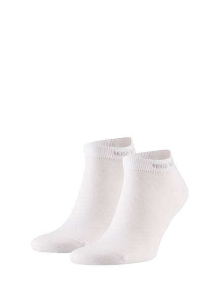 Boss 2er-Pack Sneakersocken weiss