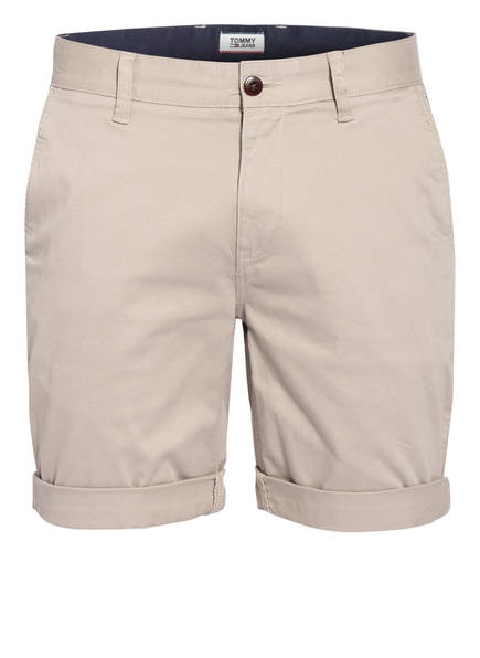TOMMY JEANS Chino-Shorts, Farbe: BEIGE (Bild 1)