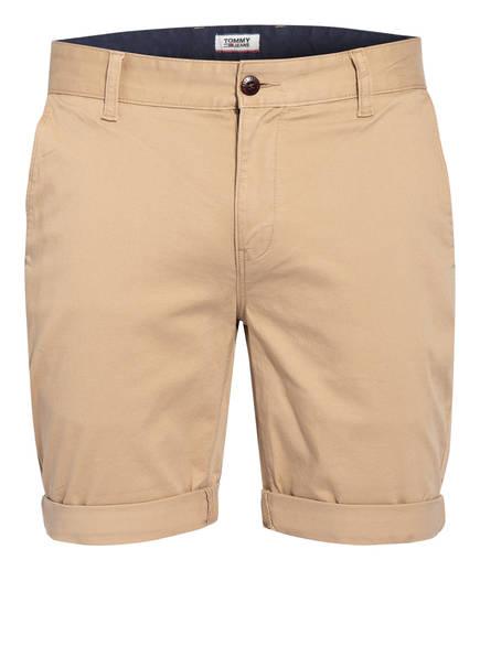 TOMMY JEANS Chino-Shorts, Farbe: CAMEL (Bild 1)