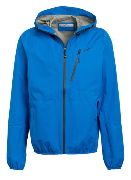 me°ru' Outdoor-Jacke CROMWELL, Farbe: BLAU (Bild 1)