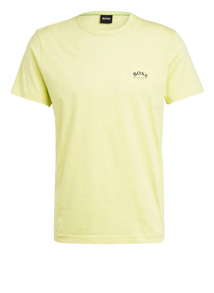 BOSS T-Shirt, Farbe: GELB (Bild 1)