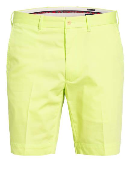 POLO GOLF RALPH LAUREN Chino-Shorts , Farbe: NEONGRÜN (Bild 1)