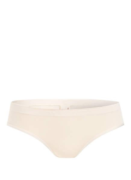 MAGIC BODYFASHION 2er-Pack Panties BAMBOO TRENDY HIPSTER, Farbe: CREME (Bild 1)