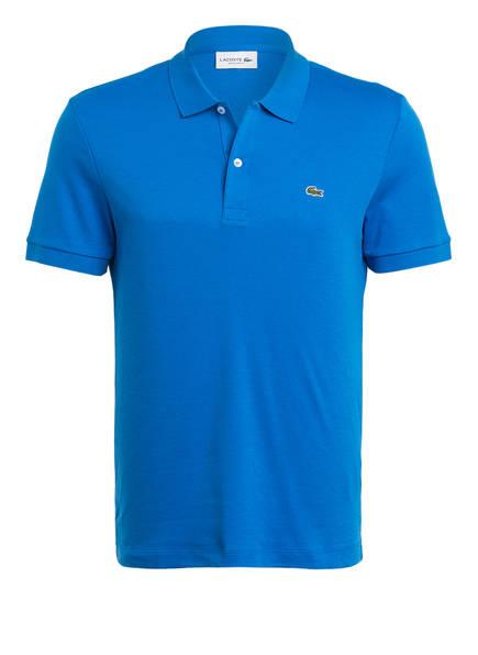 LACOSTE Jersey-Poloshirt Regular Fit, Farbe: TÜRKIS (Bild 1)