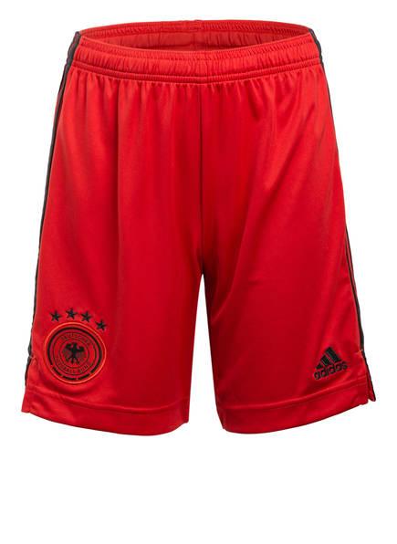 adidas Torwarttrikothose HEIMSPIEL KINDER, Farbe: GLORY RED (Bild 1)