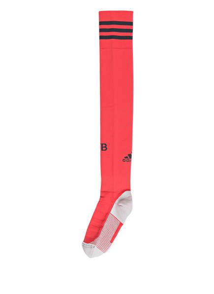 adidas Stutzen TORWART, Farbe: GLORY RED (Bild 1)