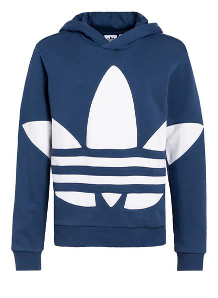 adidas Originals Hoodie TREFOIL, Farbe: BLAU (Bild 1)