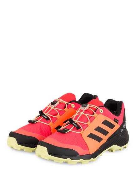 adidas Trailrunning-Schuhe TERREX GTX, Farbe: ROT/ ORANGE/ SCHWARZ (Bild 1)