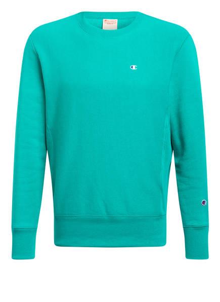 Champion Sweatshirt, Farbe: TÜRKIS (Bild 1)