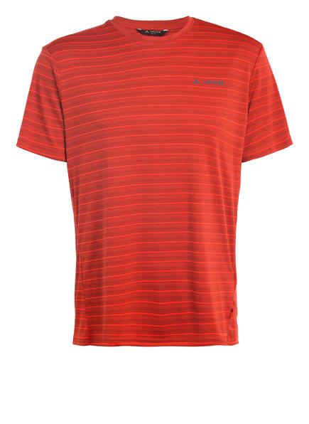 VAUDE T-Shirt FEENY , Farbe: ROT/ DUNKELROT (Bild 1)