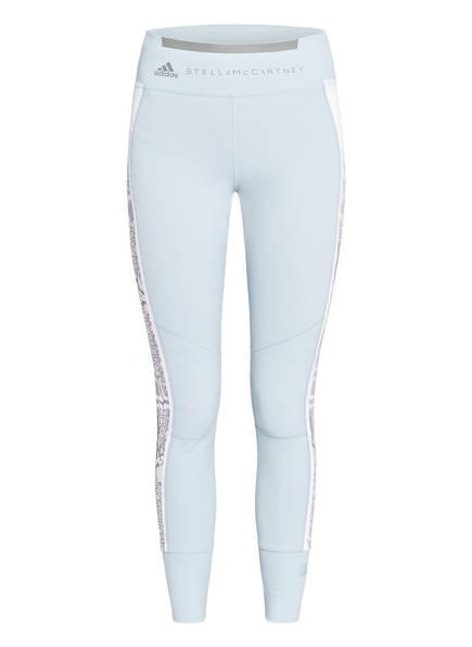 adidas by Stella McCartney Tights HEAT.RDY, Farbe: HELLBLAU (Bild 1)