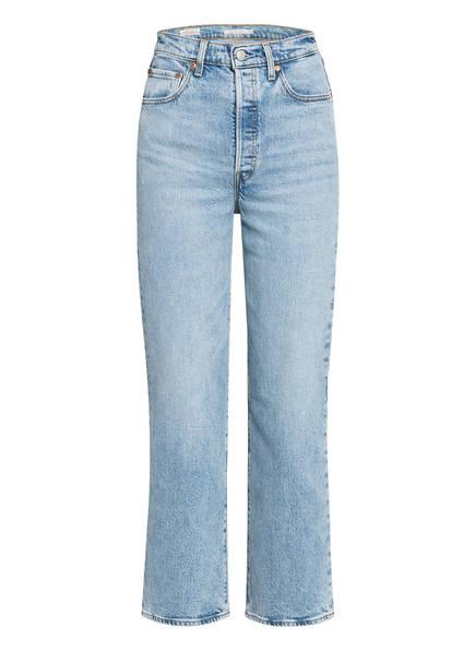 Levi's® 7/8-Jeans RIBCAGE STRAIGHT ANKLE, Farbe: 23 TANGO LIGHT (Bild 1)