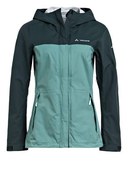 VAUDE Outdoor-Jacke LIERNE, Farbe: GRÜN (Bild 1)